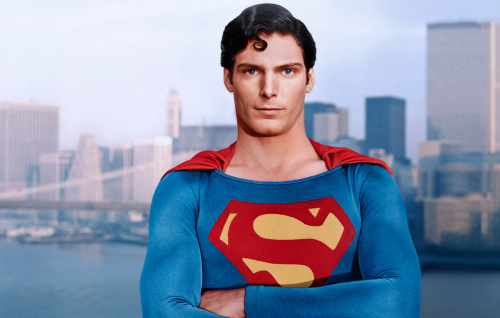 superman christopher reeve new york 0 500x318 Superman costume designer Yvonne Blake, responsible for Reeves suit, dies at 78