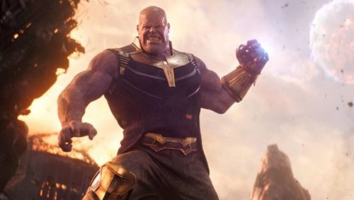 thanos throwing moon 500x283 Jim Starlin, the creator of Thanos, says James Gunns firing was one hell of a bad call