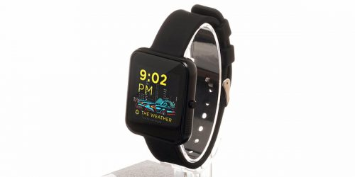 batman watch stand header 500x250 Now You Can Develop Your Powers With DC Superhero Themed Smartwatches