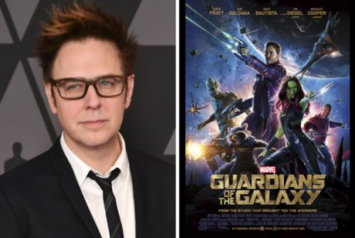 james gunn guardians of the galaxy 500x336 Possible Reprieve On James Gunn & 'Guardians' As Marvel Back Channels With Disney?