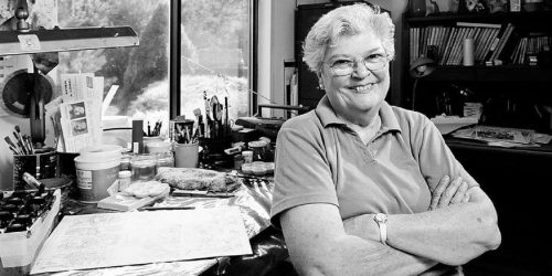 marie severin display 500x250 Spider Woman Co Creator Marie Severin Dies At Age 89
