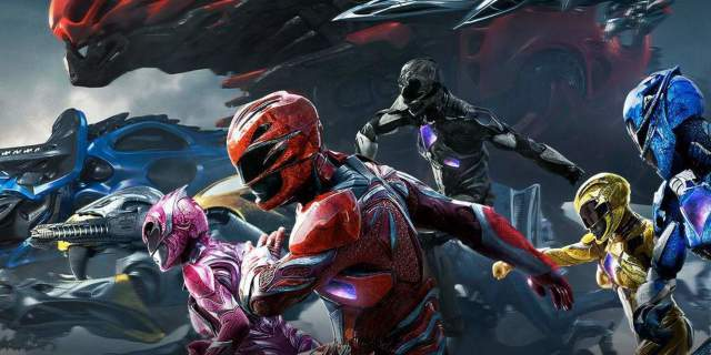 'Power Rangers' Sequel in Early Development 'Power Rangers' Sequel in Early Development