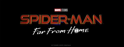 Official Spider Man: Far From Home Logo Released