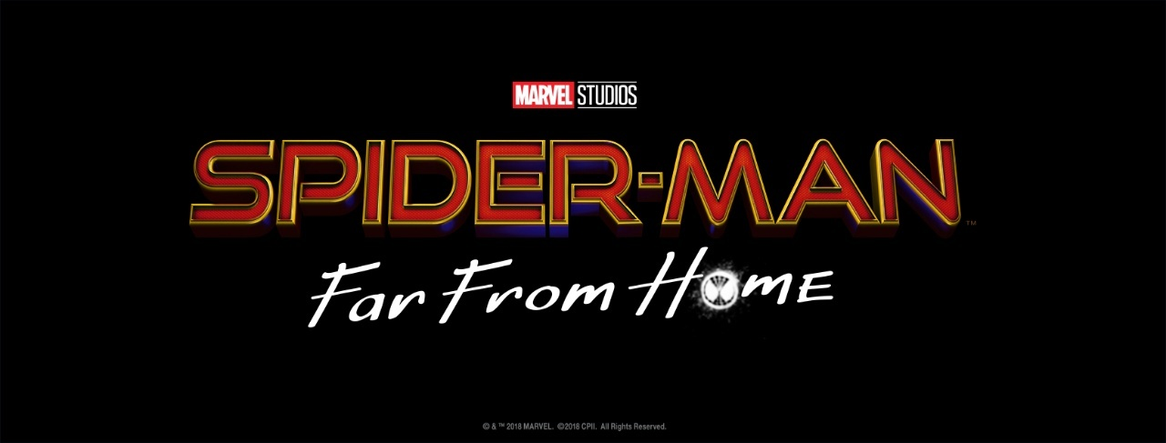 Official 'Spider-Man: Far From Home' Logo Released Official 'Spider-Man: Far From Home' Logo Released