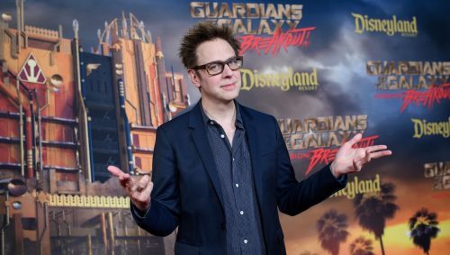 jamesgunn1 500x283 Decision to fire James Gunn was unanimous, according to Disney CEO