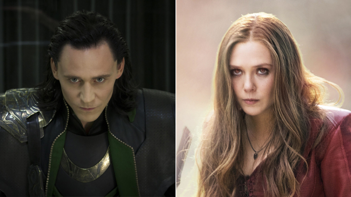 Loki, Scarlet Witch, Other Marvel Heroes to Get Own TV Series on Disney Streaming Service Loki, Scarlet Witch, Other Marvel Heroes to Get Own TV Series on Disney Streaming Service