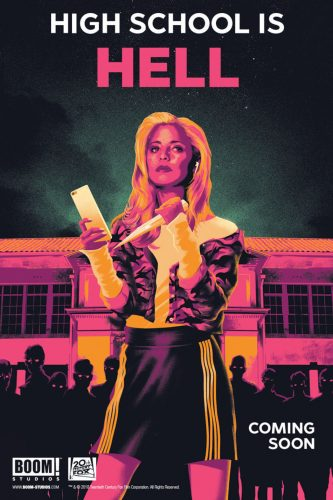 buffy vampire slayer announcement   publicity   p 2018 0 333x500 Buffy the Vampire Slayer to Get a Comic Book Reboot in 2019