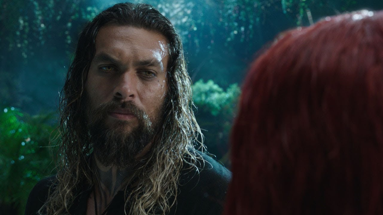 AQUAMAN Extended Video Trailer AQUAMAN Extended Video Trailer