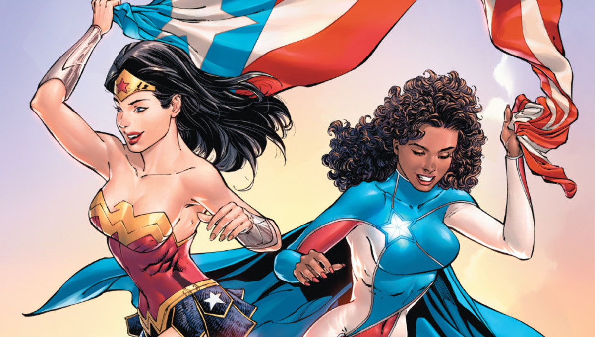 DC Comics and Edgardo Miranda-Rodriguez team for Ricanstruction; proceeds to help Hurricane Maria victims DC Comics and Edgardo Miranda-Rodriguez team for Ricanstruction; proceeds to help Hurricane Maria victims