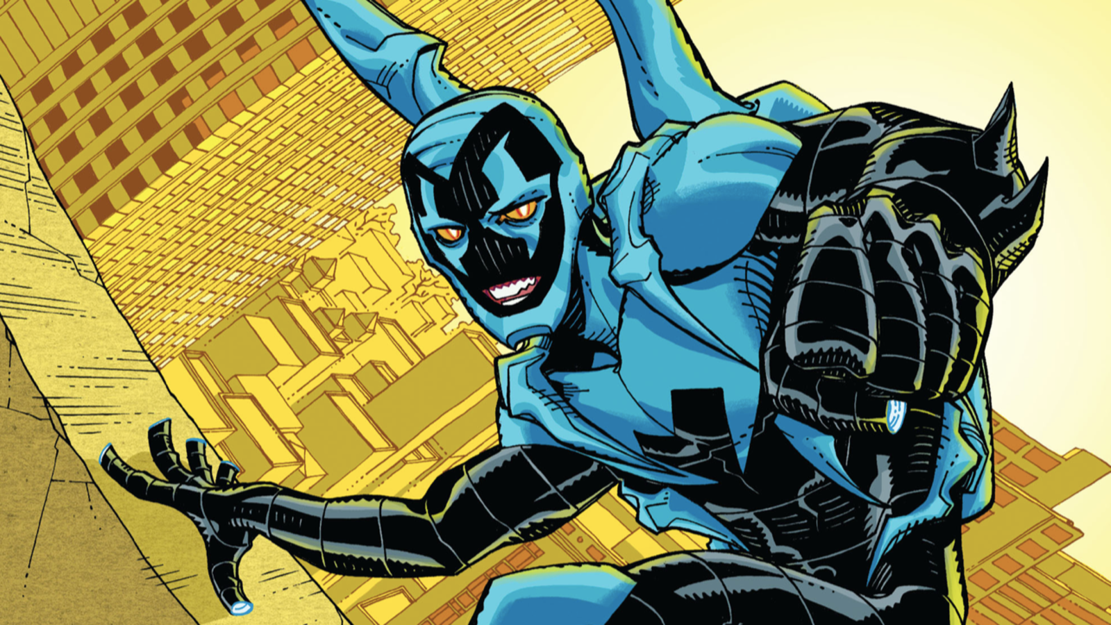 Report: DC's Next Big Screen Superhero Movie Will Star Blue Beetle Jaime Reyes Report: DC's Next Big Screen Superhero Movie Will Star Blue Beetle Jaime Reyes