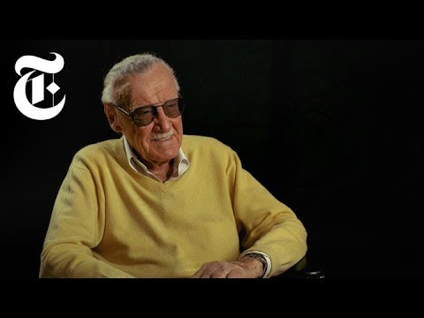 Remembering Stan Lee | NYT News Remembering Stan Lee | NYT News