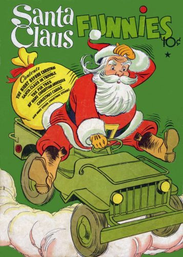 0 357x500 Santa Claus Funnies