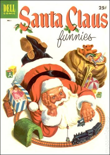 0001 354x500 Santa Claus Funnies