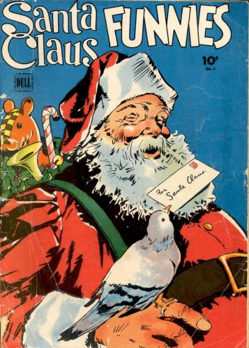 0002 357x500 Santa Claus Funnies