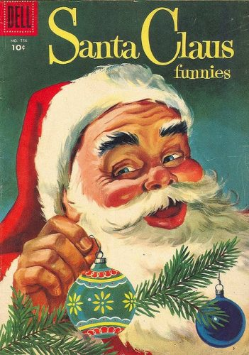 0756 351x500 Santa Claus Funnies