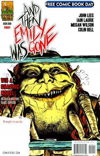 And Then Emily Was Gone FCBD 2015 322x500 And Then Emily Was Gone FCBD 2015