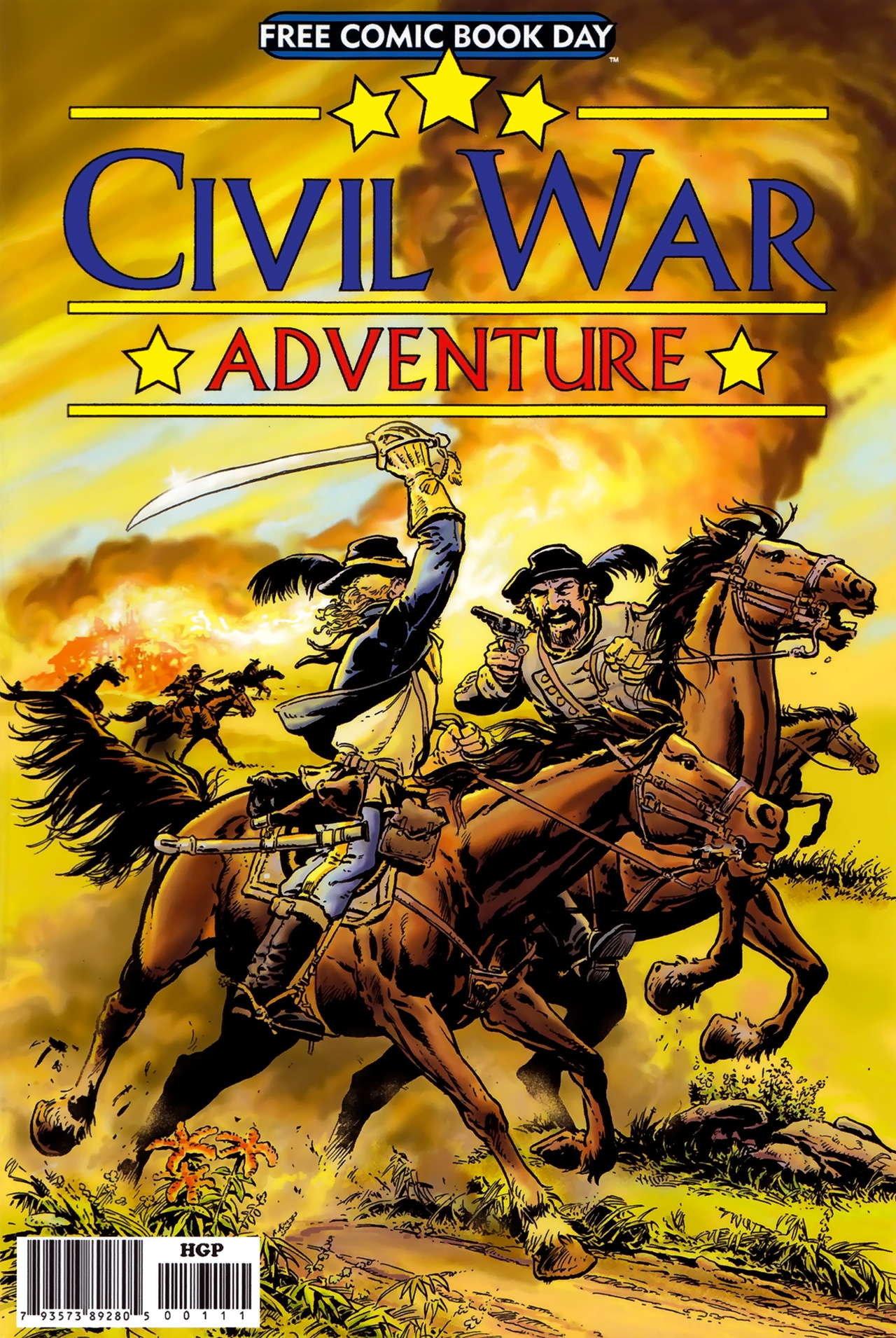 Civil War Adventure FCBD 2011 Civil War Adventure FCBD 2011.jpg
