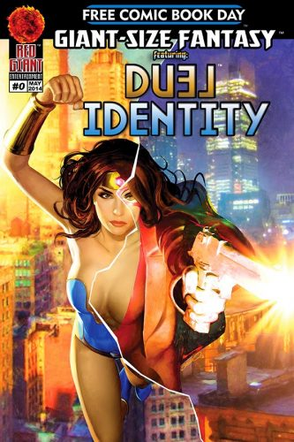 Giant Size Fantasy Featuring Duel Identity FCBD 2014 333x500 Giant Size Fantasy Featuring Duel Identity FCBD 2014