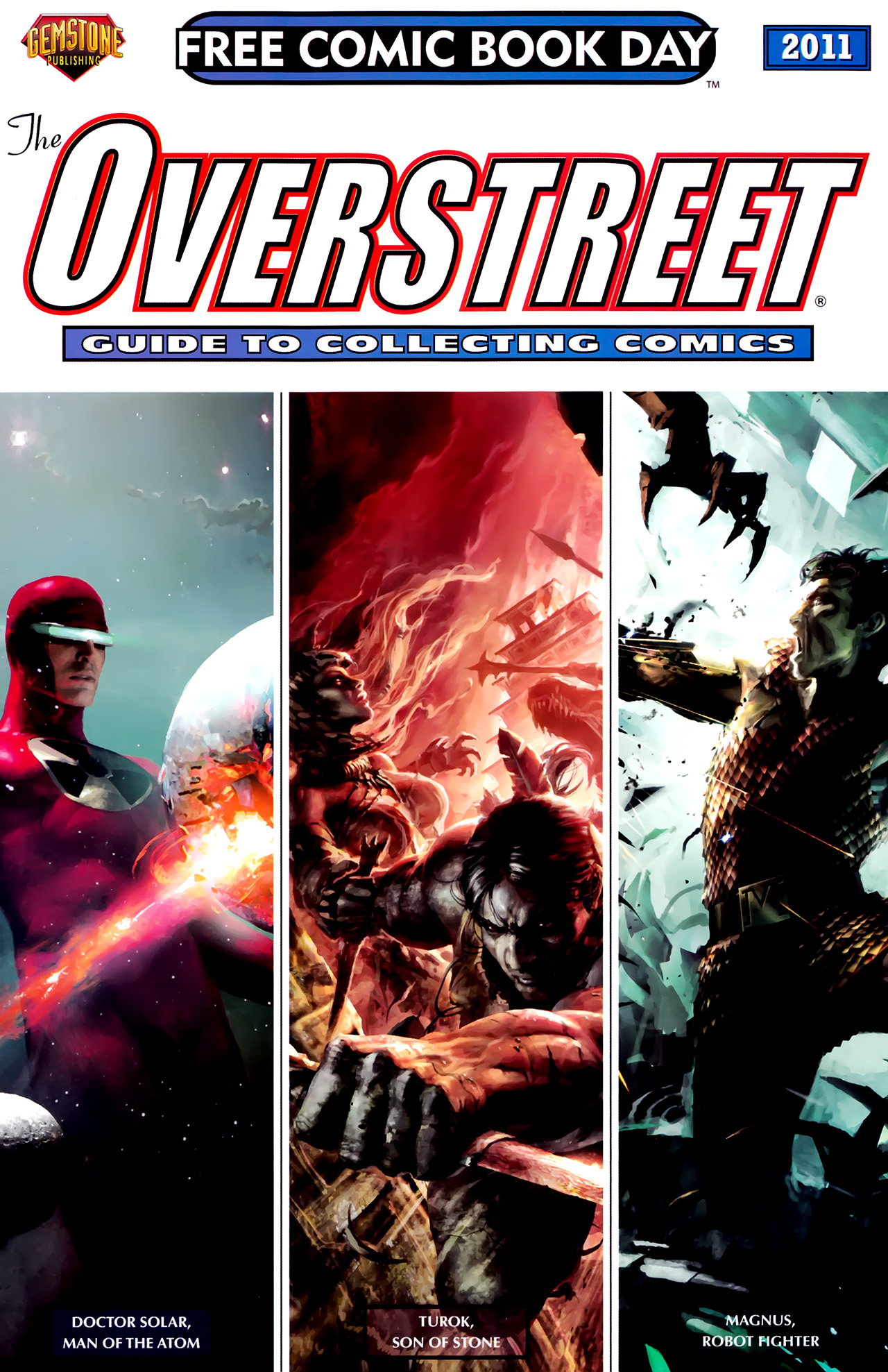 Overstreet Guide To Collecting Comics FCBD 2011 Overstreet Guide To Collecting Comics FCBD 2011.jpg
