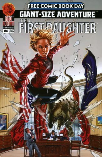Red Giant First Daughter FCBD 2014 326x500 Red Giant   First Daughter FCBD 2014