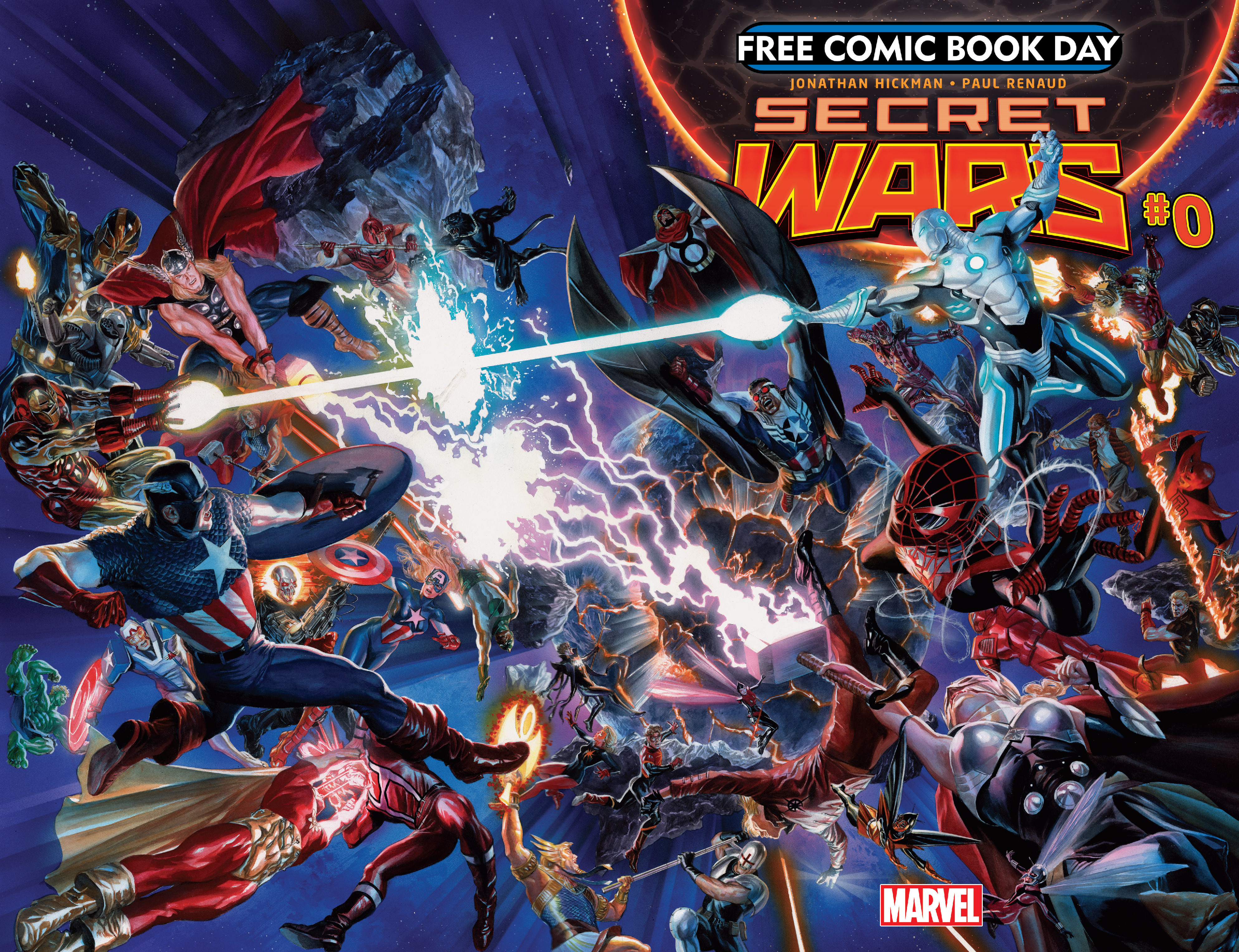 Secret Wars 0000 FCBD 2015 Secret Wars 0000 FCBD 2015 Wrap.jpg