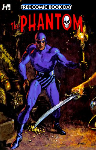 The Phantom FCBD 2015 321x500 The Phantom FCBD 2015