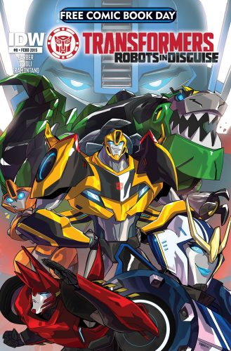Transformers Robots In Disguise 0000 FCBD 2015 329x500 Transformers  Robots In Disguise 0000 FCBD 2015