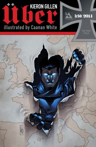 Uber The First Cycle FCBD 2014 325x500 Uber   The First Cycle FCBD 2014
