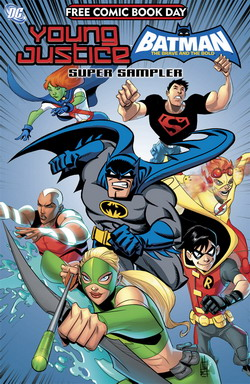 Young Justice- Batman- The Brave and the Bold FCBD 2011 Young Justice- Batman- The Brave and the Bold FCBD 2011a.jpg