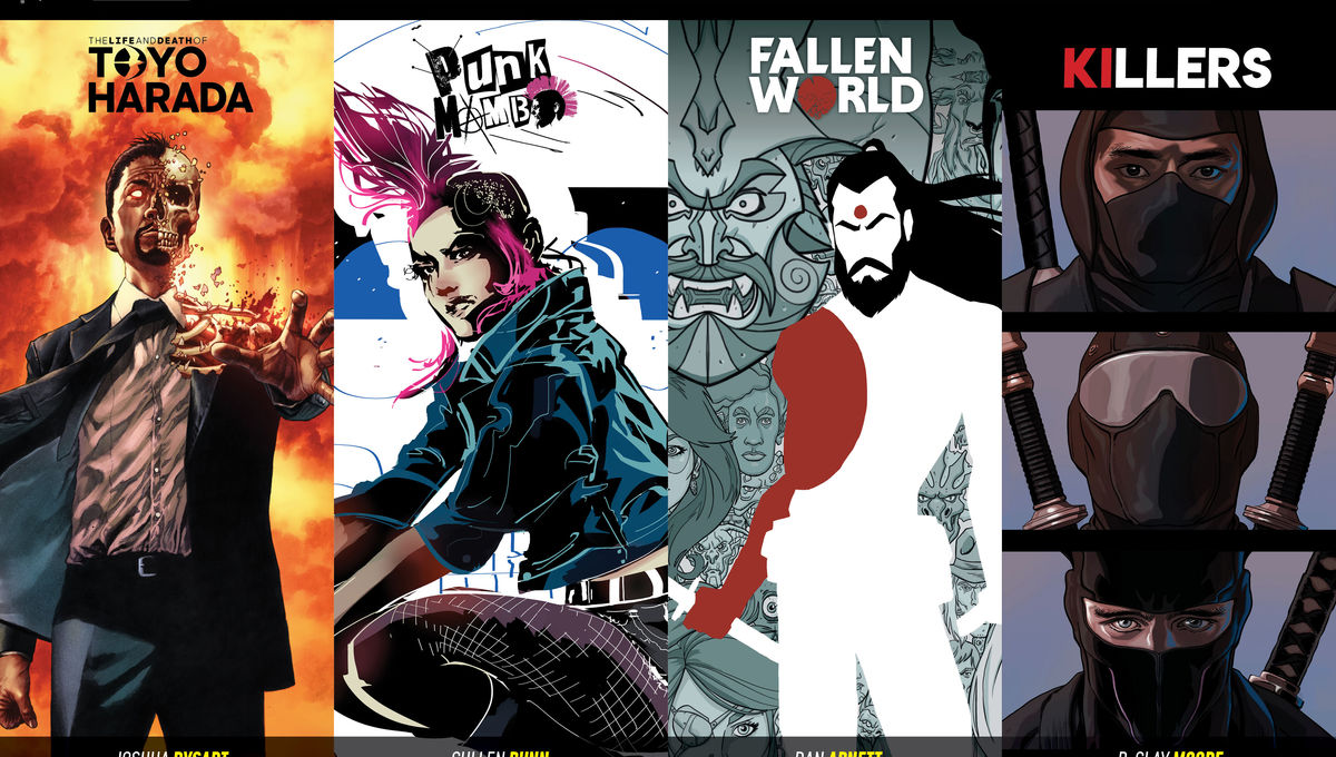 Exclusive: Valiant Entertainment unveils Breakthrough lineup for 2019 with four limited series Exclusive: Valiant Entertainment unveils Breakthrough lineup for 2019 with four limited series