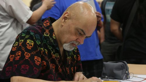 gettyimages 451009720 500x283 George Perez officially retiring from the comic book industry