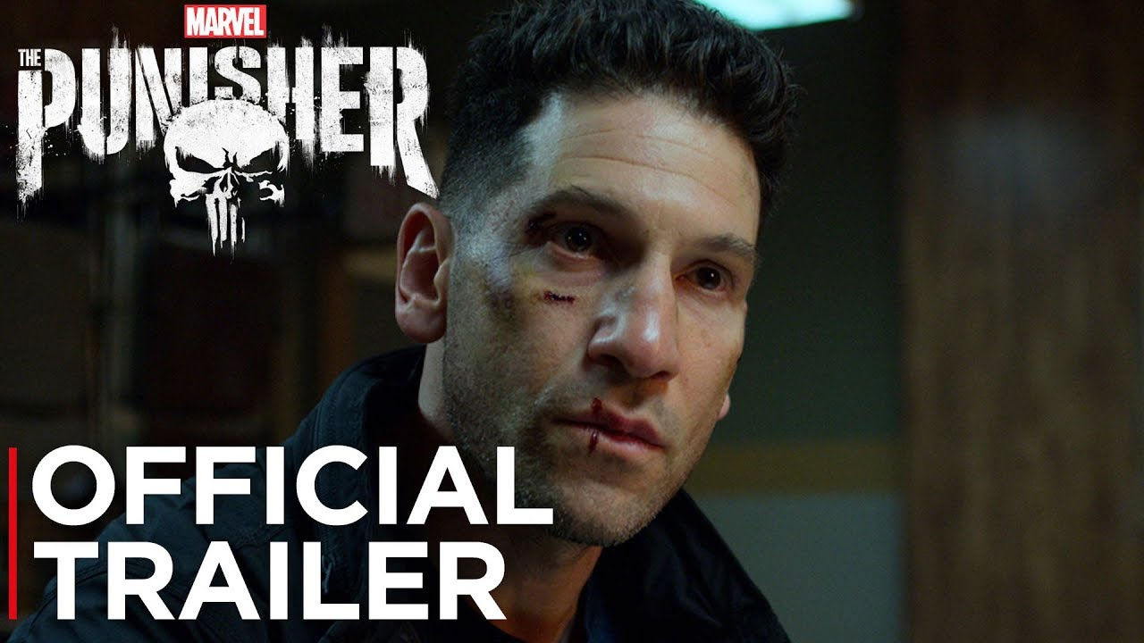 Marvel's The Punisher: Season 2 | Official Trailer [HD] | Netflix Marvel's The Punisher: Season 2 | Official Trailer [HD] | Netflix