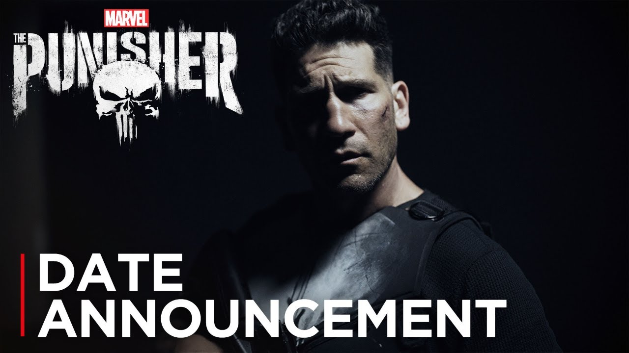 Marvel's The Punisher: Season 2   Date Announcement [HD]   Netflix Marvel's The Punisher: Season 2   Date Announcement [HD]   Netflix