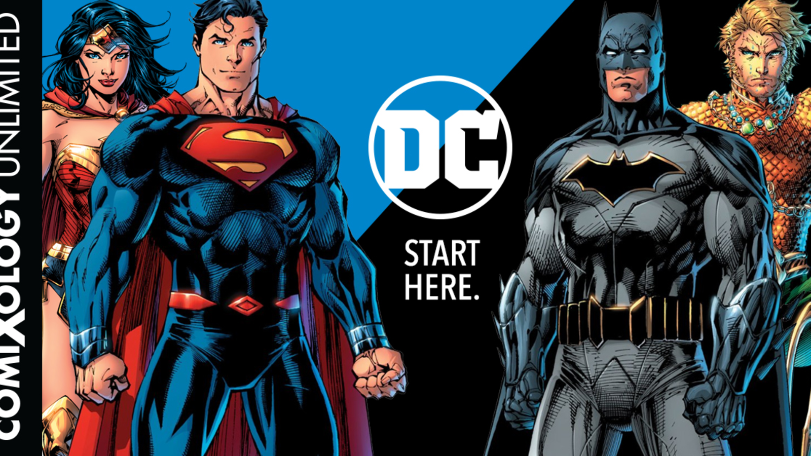 DC Comics Is Joining Comixology's Unlimited Subscription DC Comics Is Joining Comixology's Unlimited Subscription