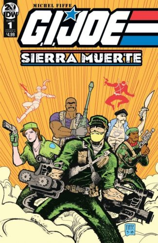 G.I. JOE SIERRA MUERTE 1 325x500 Comic Review for week of February 6th, 2019