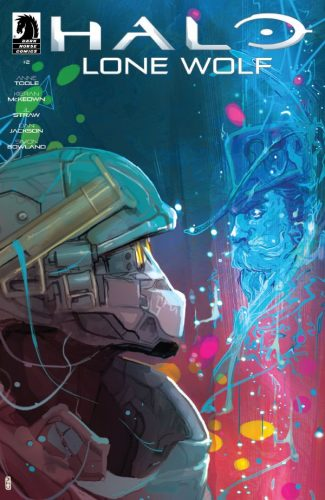 HALO LONE WOLF 2 325x500 Comic Review for week of February 6th, 2019