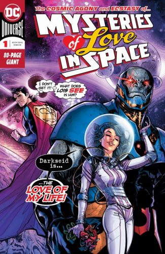 MYSTERIES OF LOVE IN SPACE 1 325x500 Comic Review for week of January 30, 2019