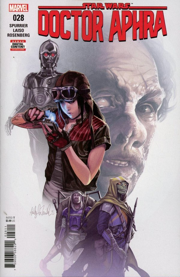 Comic Review for week of January 30, 2019 STAR WARS DOCTOR APHRA #28