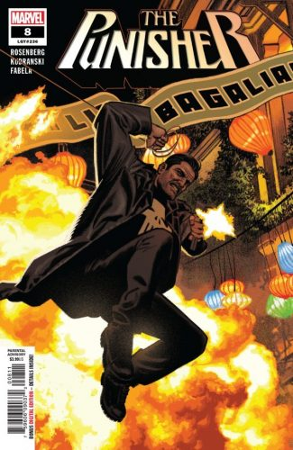 THE PUNISHER 8 325x500 Comic Review for week of February 13th, 2019
