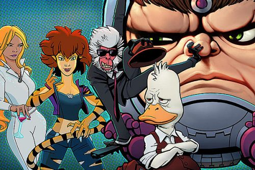 offendersinline 500x333 Four New Animated Marvel Series Are Coming to Hulu