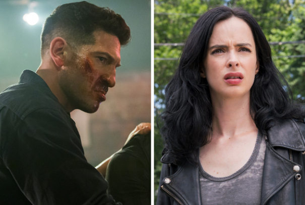 'The Punisher' & 'Jessica Jones' Canceled By Netflix; Latter's 3rd Season Still To Air 'The Punisher' & 'Jessica Jones' Canceled By Netflix; Latter's 3rd Season Still To Air