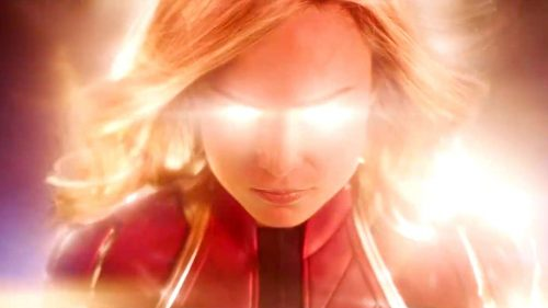 3503288 captainmarvel promo 6 500x281 Captain Marvel (2019) Review: The Right Movie, But At The Wrong Time