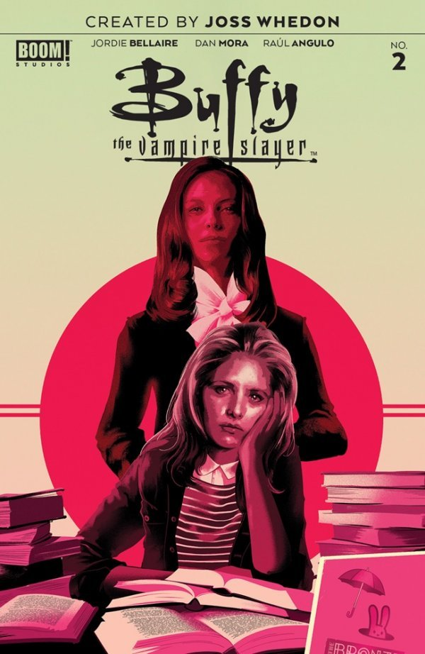 Comic Review for week of February 27th, 2019 BUFFY THE VAMPIRE SLAYER #2