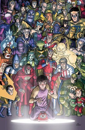 DIAL H FOR HERO 1 329x500 Comic Review for week of March 27th, 2019