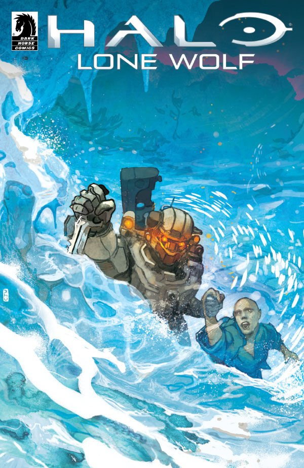 Comic Review for week of March 6th, 2019 HALO LONE WOLF #3