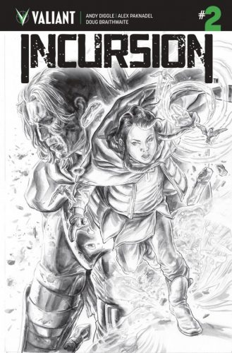 INCURSION 2 329x500 Comic Review for week of March 20th, 2019