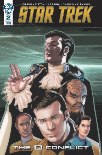 STAR TREK THE Q CONFLICT 2 329x500 Comic Review for week of February 27th, 2019