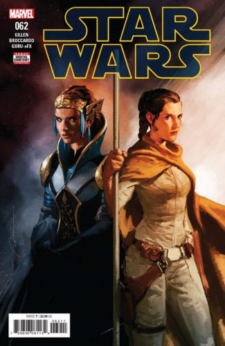 STAR WARS 62 325x500 Comic Review for week of March 6th, 2019