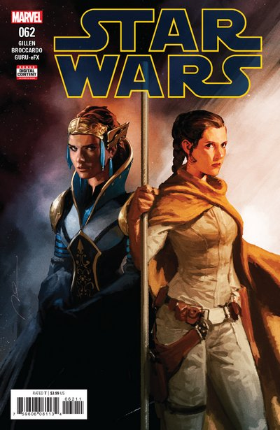 Comic Review for week of March 6th, 2019 STAR WARS #62