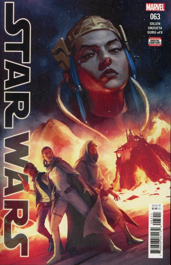 Comic Review for week of March 20th, 2019 STAR WARS #63